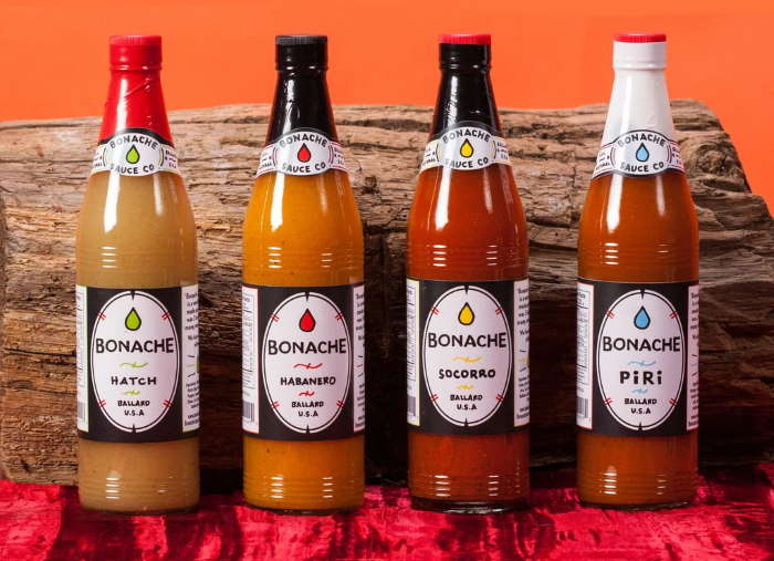 The four sauces